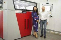 开放进取、深植制造,访工业级3D打印设备voxeljet创始人Ingo博士