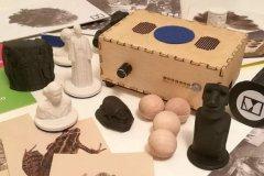 盒子里的博物馆?3D打印对象加音频让人们全面了解馆藏品
