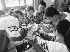 从传统剪纸到3D打印,都成了教育手段