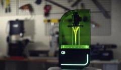"""Bean""SLA 3D打印机本月底登录Kickstarter众筹"