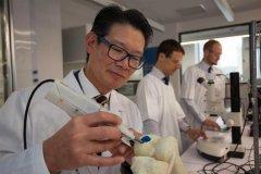澳洲医生用生物3D打印笔修复羊膝盖,明年有望用在人身上