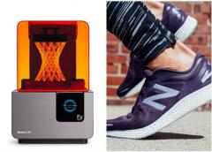 Formlabs携手New Balance开发3D打印鞋类材料