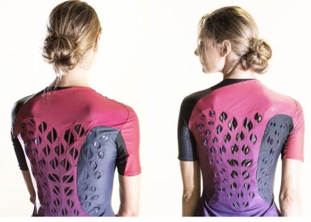 把大肠杆菌3D打印成衣服?密恐患者惊呼辣眼