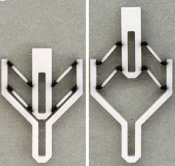 苏黎世科学家开发出能承重的4D打印结构
