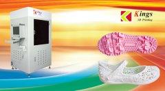 金石推出新款高速工业级3D打印机JS7255,解决商用3D打印量产难题
