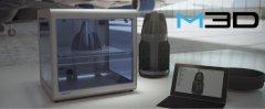 M3D推出其首款工业级开源3D打印机Promega,预订价低于$1000