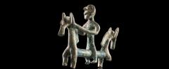 3D打印重现2800年前骑马者青铜雕像,历史专家都难辨其真假