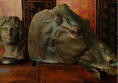 马雕塑 STL文件下载(3D打印模型)