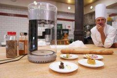 <b>这款食物3D打印机告诉我们未来该怎么做饭</b>