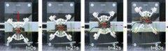 这个模仿壁虎的3D打印四足机器人能爬墙和天花板,还防水