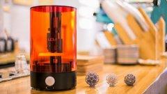 <b>香港SparkMaker推出同名桌面SLA 3D打印机,超级早鸟价$99</b>
