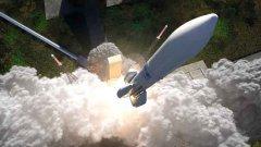 在3D打印的帮助下Ariane 6火箭发动机喷嘴头从248个组件减少为1个