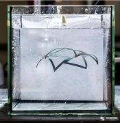 3D打印新方法可永久改变制件形状 有望实现商用