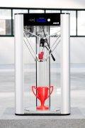 WASP公司推出快速、灵活的3D打印机DeltaWASP 20 40 Turbo2