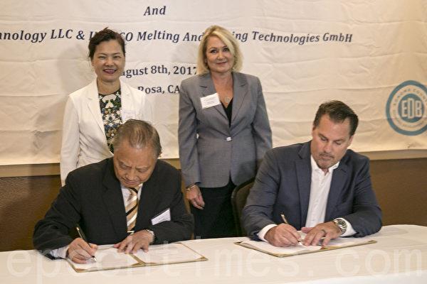 ca88会员登录|ca88亚洲城官网会员登录,欢迎光临_荣刚和Thermal Technology责任有限公司签署备忘录