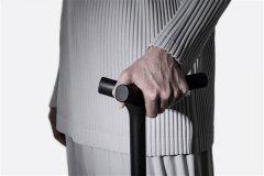 <b>伦敦工作室推出全球首款多孔结构全3D打印手杖ENEA</b>