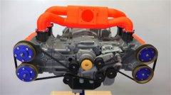 <b>工程师3D打印斯巴鲁WRX电机来演示四缸发动机的工作原理</b>