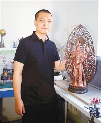 3D打印 让传统文化与现代科技完美碰撞