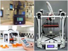 三款正在众筹的3D打印机:New Nine、D2K Insight、Toybox