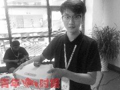 杭州大学生3D打印出超酷的VR眼镜