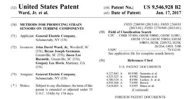 ge patent