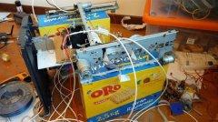 18岁意大利学生花10欧元把旧喷墨打印机改造成3D打印机