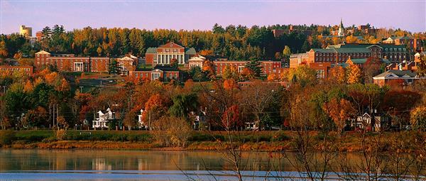 加拿大纽布伦斯威克大学