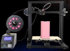 创想三维新品CR-10Mini 3D打印机体验记