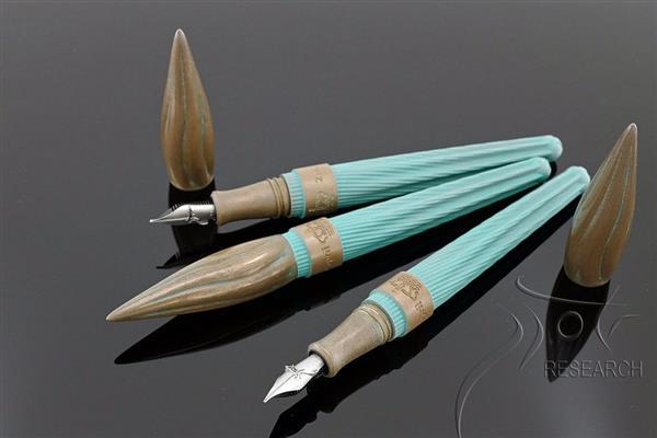 ca88会员登录|ca88亚洲城官网会员登录,欢迎光临_荷兰设计师推出高端奢侈青铜色ca88会员登录钢笔