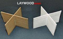 """德国Kai Parthy推出隔热、能伸缩、会""""游泳""""的木质3D打印材料"""