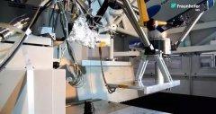 CMS与Fraunhofer合作开发热塑性塑料3D打印及5轴铣削混合制造系统