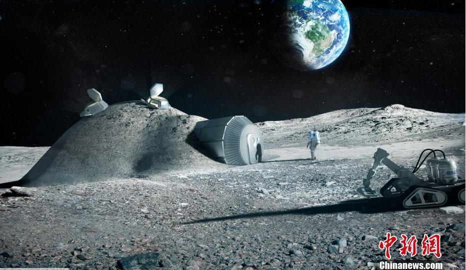 ca88会员登录|ca88亚洲城官网会员登录,欢迎光临_欧洲航天局发布ca88会员登录月球基地效果图