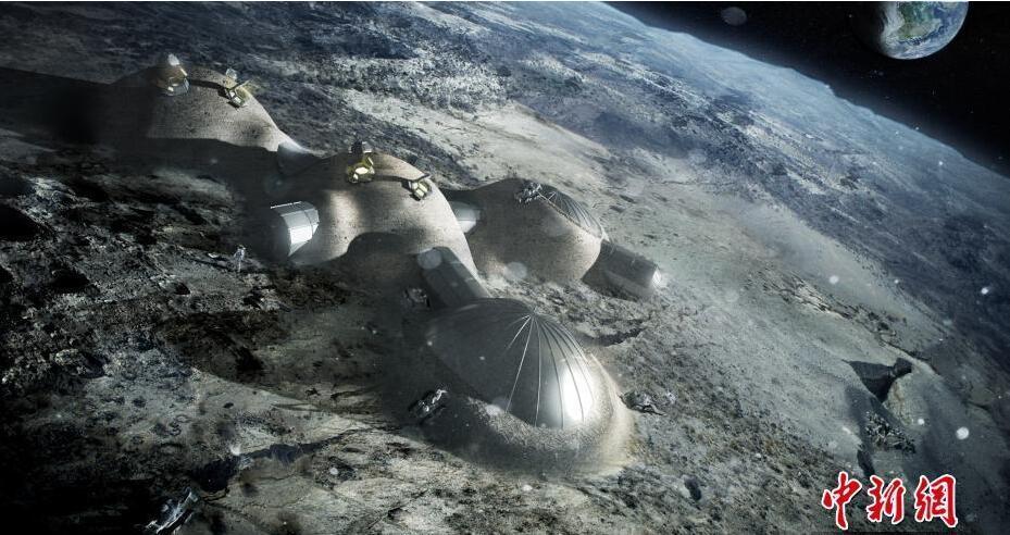 ca88会员登录,ca88亚洲城官网会员登录,ca88亚洲城,ca88亚洲城官网_欧洲航天局发布ca88会员登录月球基地效果图