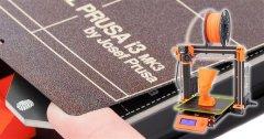 "Prusa Printers推出""最智能""3D打印机Original i3 MK3,售价 $7"