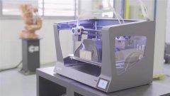 巴塞罗那BCN3D推出大尺寸双挤出3D打印机BCN3D Sigmax