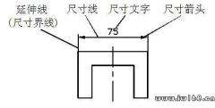 <b>CAD的尺寸标注细说</b>