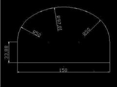 <b>CAD实例教程:梳子三维建模教程</b>
