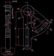 CAD中绘制机械图的步骤