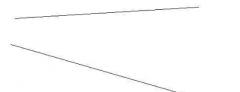 CAD的倒圆角命令