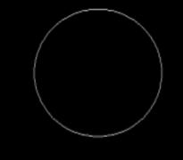 CAD的圆、圆弧、椭圆、椭圆弧命令