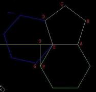 CAD实例教程:如何用CAD绘制立体足球