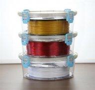 <b>PrintDry公司3D打印线材干燥存储盒众筹价38美元</b>