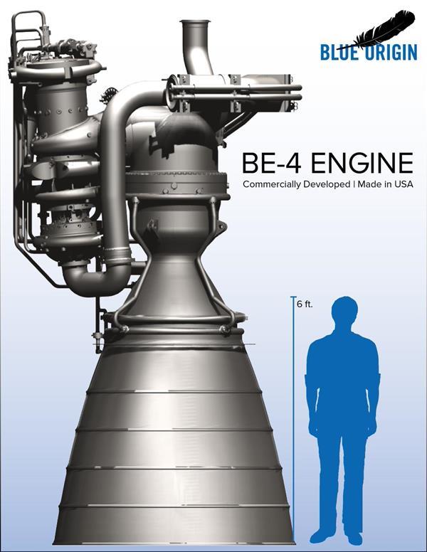 ca88会员登录,ca88亚洲城官网会员登录,ca88亚洲城,ca88亚洲城官网_Blue Origin的BE-4仍然是替代俄罗斯制造的RD-180的首选