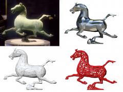 """3D打印,让文物衍生品开发""""如虎添翼"""""""