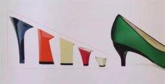 中国学生与98HT合作设计3D打印可调式高跟鞋