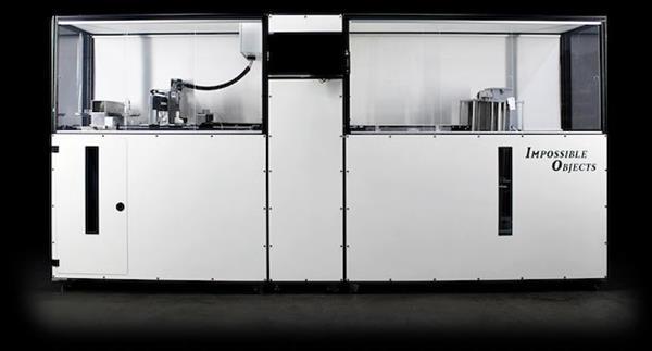 凭CBAM 3D打印工艺,Impossible Objects再获640万美元投资