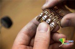 <b>法国工作室用3D打印技术制作金手镯!</b>