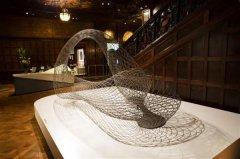 荷兰设计师Joris Laarman的3D打印创作在纽约首映(图)