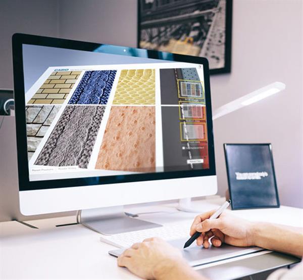 日本公司推出可将纹理图像打印在纸上的2.5D打印机Mofrel
