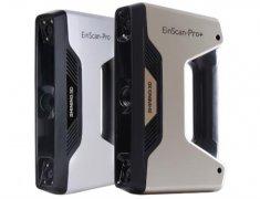 先临EinScan 3D扫描仪和逆向工程软件Geomagic合作